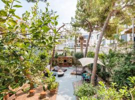 Pure Olive Garden Apartment Sitges, apartment in Sitges