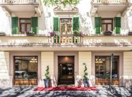 Hotel Minerva Palace، فندق في مونتيكاتيني تيرمي