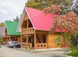 Yut Camping, дом для отпуска в Каменномостском