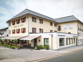 Gasthof - Hotel Zur Post