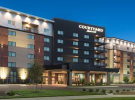 Courtyard by Marriott Mt. Pleasant at Central Michigan University, hotel in Mount Pleasant