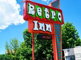 Retro Inn at Mesa Verde, pet-friendly hotel in Cortez
