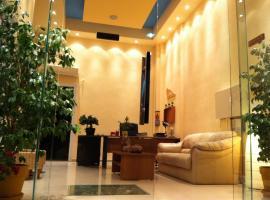Loxandra Studios, hotel din Metamorfosi