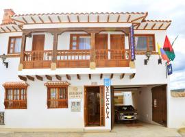 Hotel - Hospederia Villa Palva