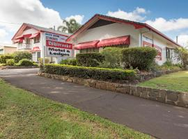 Whiteoaks Motel & Lodges, hotel in Toowoomba