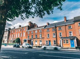 The Stay Company, Friar Gate, hotel near Kedleston Hall, Derby