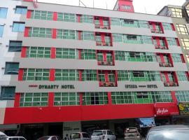 Monaco Dynasty Hotel, hotel di Tawau