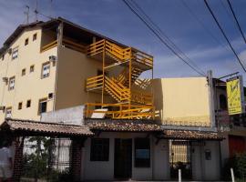 Pousada Norage, guest house in Cacha Pregos