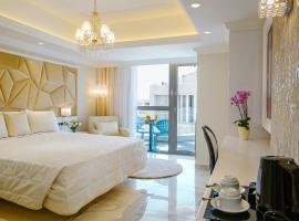 Qbic City Hotel, hotel a Larnaka