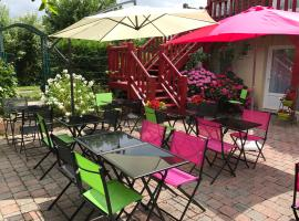 Auberge Le Cheval Blanc, hotel near Deauville - Normandie Airport - DOL,