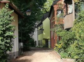 Apartement Am Herzoggraben, Unterkunft zur Selbstverpflegung in Erding