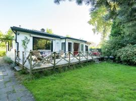 Sunny Cottage in Burgh-Haamstede Zealand with Garden, holiday home in Burgh Haamstede