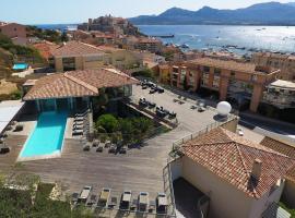 Le Mariana, hotel near Calvi – Sainte-Catherine Airport - CLY,