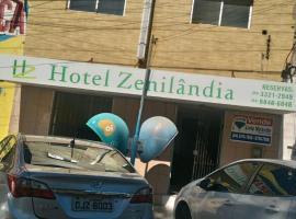 Hotel Zenilandia, hotel in Mossoró