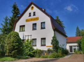 Pension Haus Friederike, hotel in Bad Saarow