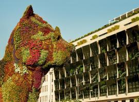 Gran Hotel Domine Bilbao, boutique hotel in Bilbao