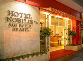 Hotel Nobilis, hotel em São Paulo