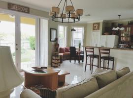 My Florida Lake House