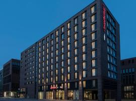Hampton By Hilton Hamburg City Centre