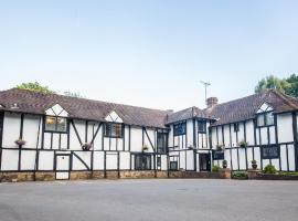 The Regency Hotel, hotel in Crawley