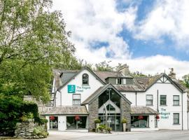 Regent Hotel By The Lake, hotel in Ambleside