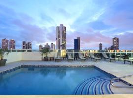 De 10 beste hotels in Panama-Stad, Panama (Prijzen vanaf € 22)