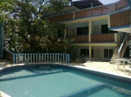 Casa de Huéspedes Santa Fe Acapulco