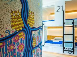 Travel Light Hostel Pattaya
