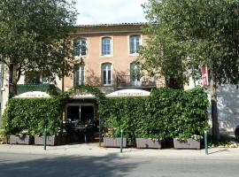 La Farigoule, hotel near The wine University, Sainte-Cécile-les-Vignes