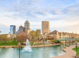 Your Home in Indy + FREE Private Parking, 5min Downtown
