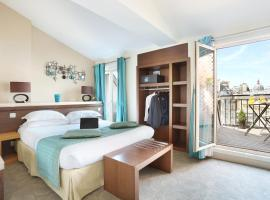 Le Grand Hôtel de Normandie, ξενοδοχείο στο Παρίσι