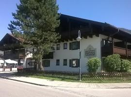 Alpina Inzell 223 Chiemgaukarte