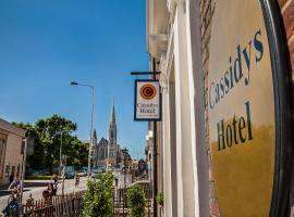 Cassidys Hotel, hotel in zona Temple Bar, Dublino