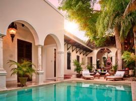 De 30 beste hotels in de buurt van Centrale plein in Mérida ...