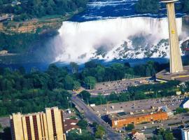 DoubleTree Fallsview Resort & Spa by Hilton - Niagara Falls, budget hotel in Niagara Falls