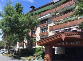 Hotel Ichinose, hotel in Yamanouchi