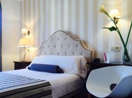Hospederia De Los Reyes, hotel in Toledo