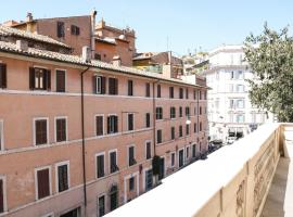 Rome Kings Suite, bed & breakfast i Rom