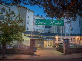 Gran Hotel de Jaca, hotel en Jaca