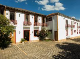 Pousada Encanto da Serra, hotel near Tiradentes Bus Station, Tiradentes
