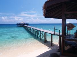 Japamala Resorts - By Samadhi, Hotel in Pulau Tioman