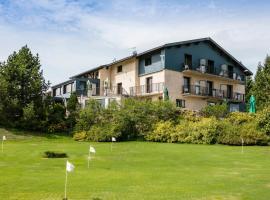 Hotel le Mont Saint-Jean