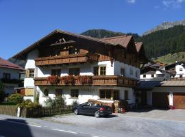 Valbella, pet-friendly hotel in Ischgl
