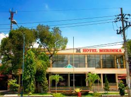 Hotel Merdeka Madiun, hotel in Madiun