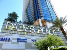 Strip View Condos at Palms Place