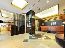 Urvest Hotel Omori