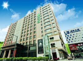 Jinjiang Inn Select Taiyuan Xuefu Street Changzhi Road