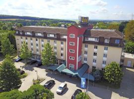 AMBER HOTEL Chemnitz Park, Hotel in Chemnitz