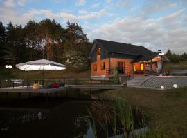 Anupro Villa, viešbutis mieste Trakai