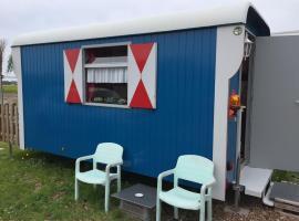 B&B boerderij rust, in pipowagens!, B&B in Den Helder